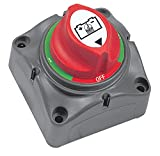 BEP 701S Mini Battery Selector Switch, Four Position, 225 Amps Continuous