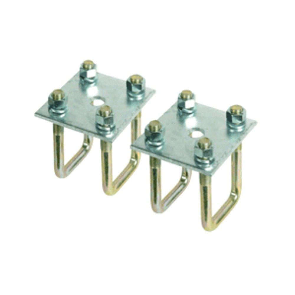 C.E. Smith Axle Tie Plate Kit f/1-1/2 Square Axle [23102]