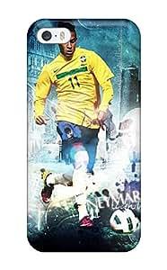Premium Durable Neymar Fashion Tpu Iphone 5/5s Protective Case Cover