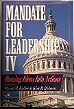 Mandate for Leadership Vol. 4 9780891950646