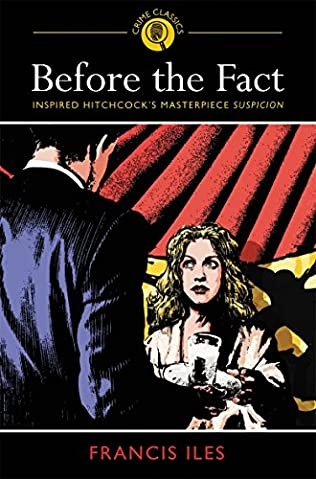 book cover of Before the Fact