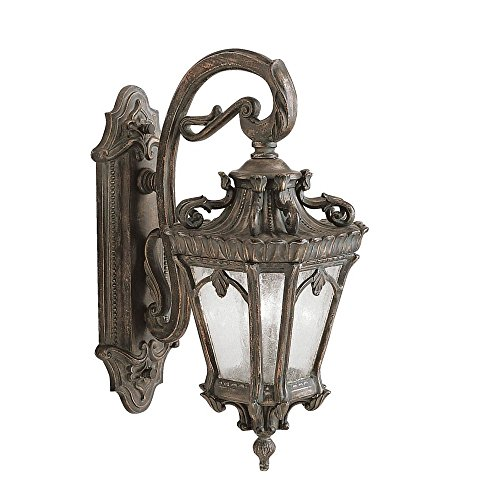 Chandelettes Collection - Kichler 9357LD Tournai Outdoor Wall 2-Light, Londonderry