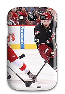 Galaxy S3 Case Cover With Shock Absorbent Protective DYGnSsh12058DlLjM Case