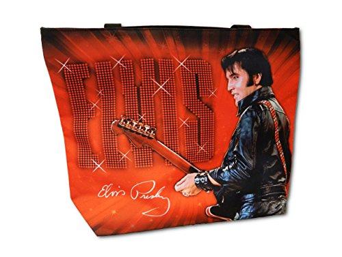 Elvis Presley Tote Bag 68' Comeback