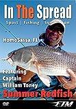 Summer Redfish Tactics - In The Spread Fishing