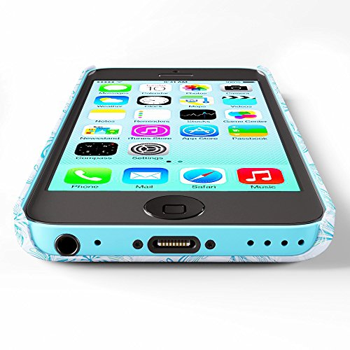 Koveru Back Cover Case for Apple iPhone 5C - Moving Through