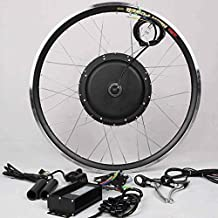 48V500W Hub Motor Electric Bike Conversion Kit + LCD+ Disc Brake Theebikemotor