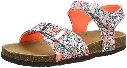 Joules Kids' Girls Tippy Toe Sandal