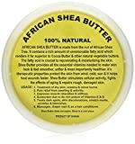 Raw Unrefined African Shea Butter - 8oz, 16oz, 32oz Containers by Sheanefit