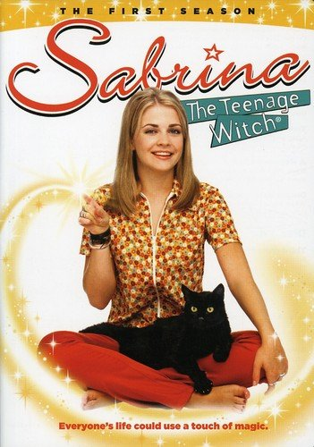 DVD : Sabrina The Teenage Witch: The Complete First Seas (Full Frame, Dolby, AC-3, Sensormatic, 4PC)