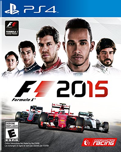 F1 2015 (Formula One) - PlayStation - Formule Shop 1