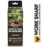 Work Sharp WSSA0002704 Medium 220 Replacement Belt Kit