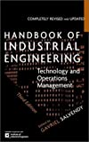 img - for Handbook of Industrial Engineering: Technology and Operations Management: 3rd (Third) edition book / textbook / text book