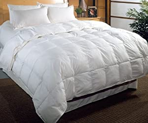 Luxury Duck Feather and Down Quilt / Duvet - Double Bed Size 7.5 ... : feather down quilt - Adamdwight.com