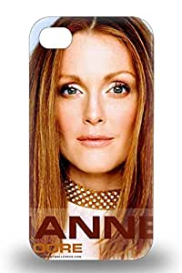 Iphone Durable Protection 3D PC Case Cover For Iphone 4/4s Julianne Moore American Female Juli Game Change The Hours Far From Heaven ( Custom Picture iPhone 6, iPhone 6 PLUS, iPhone 5, iPhone 5S, iPhone 5C, iPhone 4, iPhone 4S,Galaxy S6,Galaxy S5,Galaxy S4,Galaxy S3,Note 3,iPad Mini-Mini 2,iPad Air )