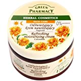 Moisturizing Calendula Face-Cream for Dry & Dehydrated Skin – with Shea Butter, Macadamia Oil & D-Panthenol – Paraben- Free - 150ml