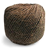 CWC Tree Rope - 850 lbs Tensile, Natural (Pack of 10 rolls)