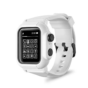 CCYYA Compatible con la Correa de Reloj de Apple de 42 mm de 44 mm ...