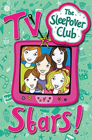 book cover of TV Stars!