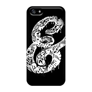 Tpu EUWVRGF48YGeSe Case Cover Protector For Iphone 5/5s - Attractive Case