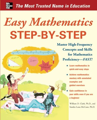 Easy Mathematics Step-by-Step (Easy Step-by-Step Series)