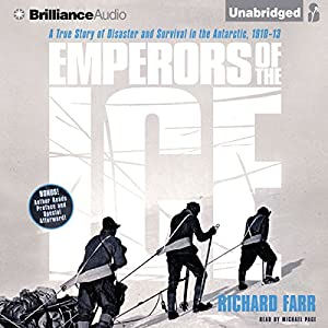 Emperors of the Ice Audiobook
