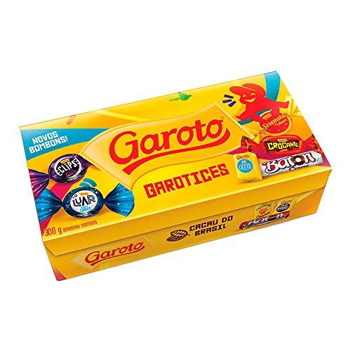 Assorted Bonbons Garoto - 10.5oz (Garoto Candy)