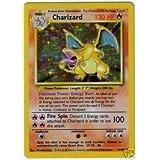 Charizard Pokemon Holofoil Base Set - Original Out of Print by pokemon [Toy]
