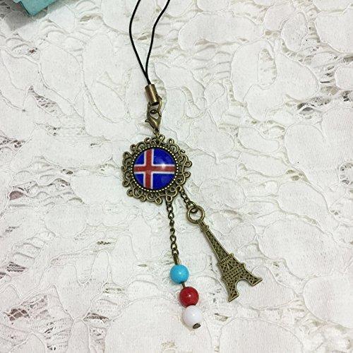 Dreamcosplay Axis Powers Hetalia Iceland Key chain