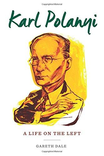 Download Karl Polanyi: A Life on the Left pdf epub