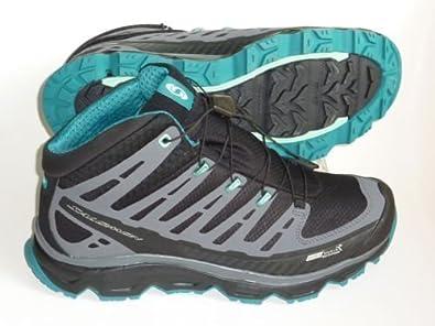 chaussures salomon synapse gris et rose