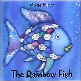 The rainbow fish bath book marcus pfister for The rainbow fish by marcus pfister