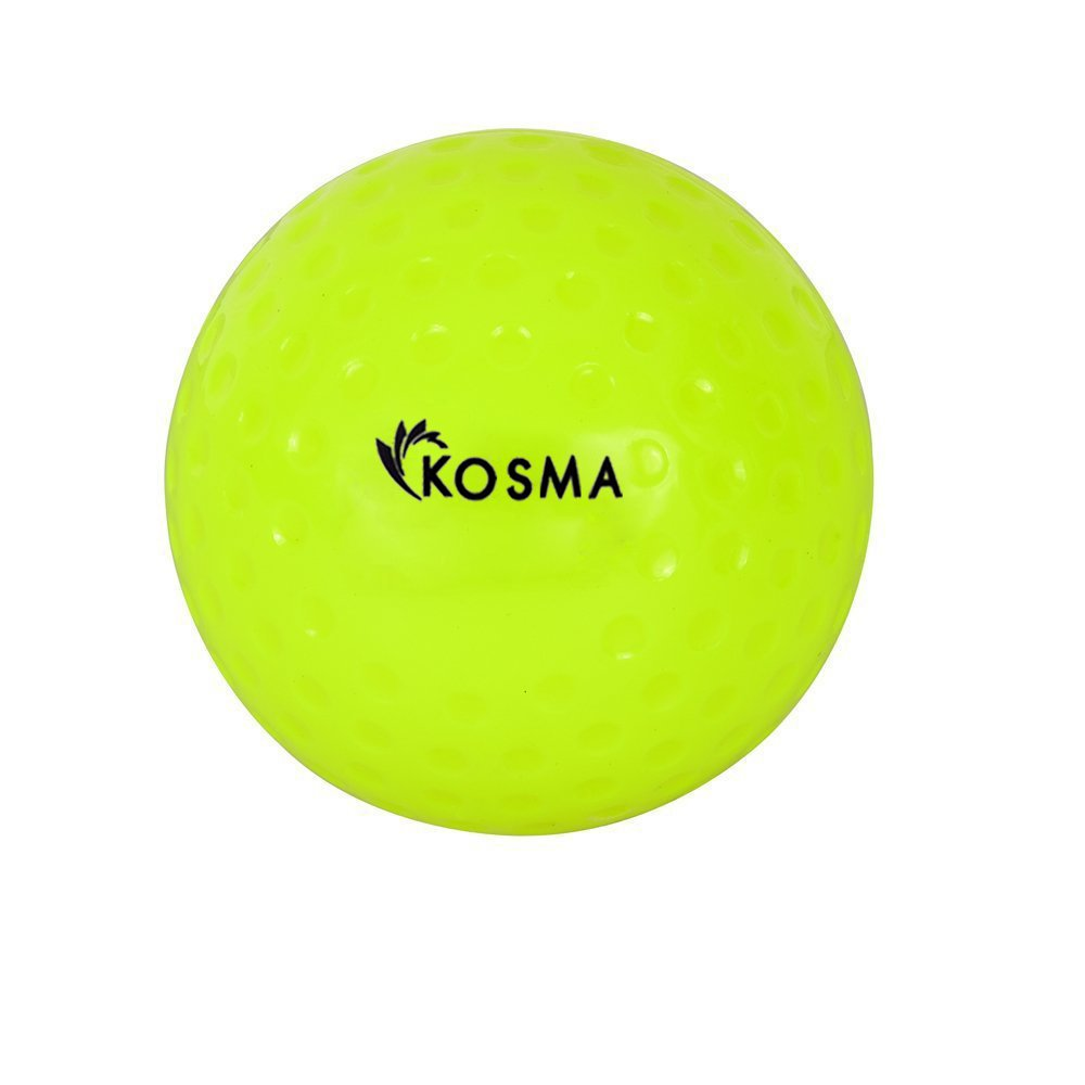 Kosma Dimple hockey Balle | Sports de plein air PVC Practise Ballon d'entraînement Montstar Global KG-21867