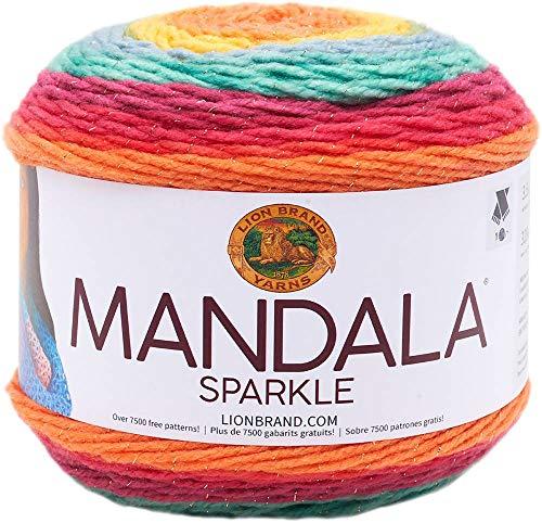 Lion Brand Mandala Sparkle - Yarn Bling