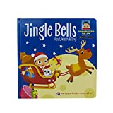 Jingle Bells Video Board Book (p i kids) Read, Watch, & Sing! Free Downloadable App