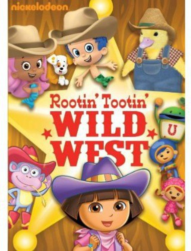 - Nickelodeon Favorites: Rootin Tootin Wild West
