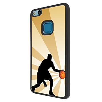 amazon 002737 basketball player shadow design for huawei p10