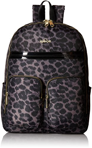 Tina Printed Corework Laptop Backpack Backpack, Printed Punch, One Size by Kipling
