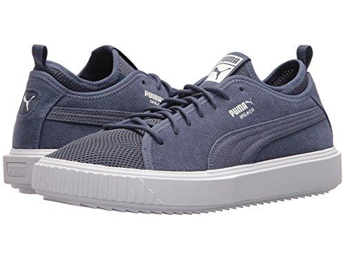 [PUMA(プーマ)] メンズランニングシューズ?スニーカー?靴 Puma Breaker Mesh Blue Indigo/PUMA White 10.5 (28.5cm) D - Medium