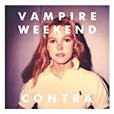 Contra by Vampire Weekend (2010) Audio CD