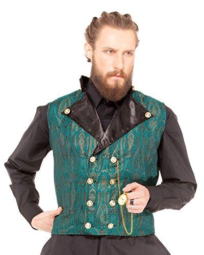 Steampunk Victorian Inspector Ebeneezer Vest