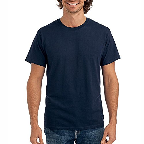 Stedman Apparel Classic/ST2000-Camiseta Hombre Dark Navy