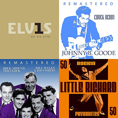 50 Great \'50s Rock \'n\' Roll Songs by The Everly Brothers, Fats ...