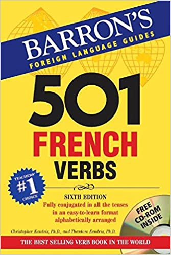 501 French Verbs Pdf