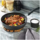 T-fal Dishwasher Safe Cookware Fry Pan with Lid