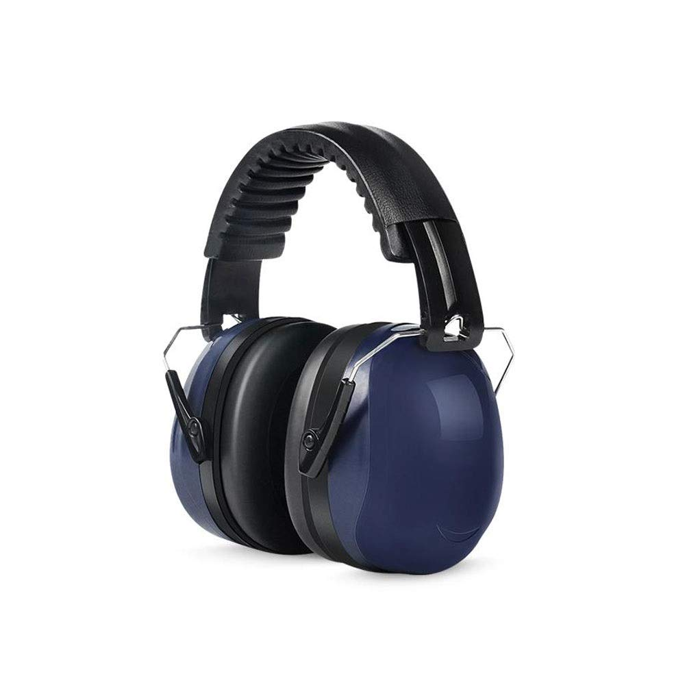 FS Professional Noise-proof Earmuffs, Soundproof Earmuffs Sleeping Sleep Anti-noise Mute Silencer Headphones Noise Reduction Ear Protector Noise Reduction 31 Decibels (Color : Upgrade blue) by FSHEZ (Image #1)