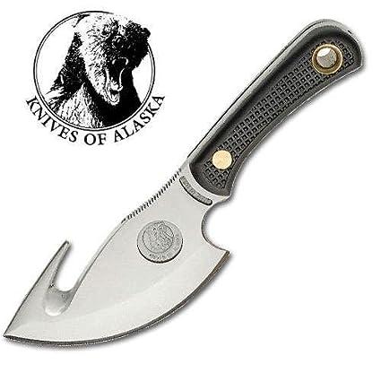 Amazon.com: Cuchillos de Alaska SureGrip – Mango Luz Hunter ...