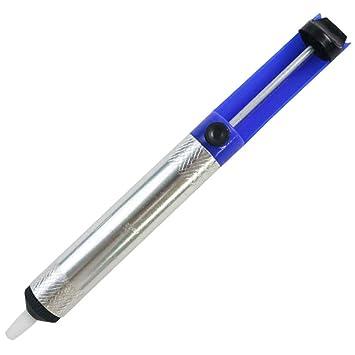 JoyFan - Dispositivo de succión semide Aluminio para soldar, desoldar, Bomba de desoldar,