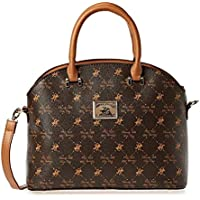 Beverly Hills Polo Club Handbag for Women- Brown