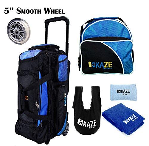 6 Ball Roller Bowling Bag - 9